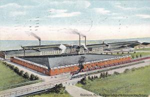 KALAMAZOO, Michigan, PU-1910; Foundry And Factory Of Stove Company