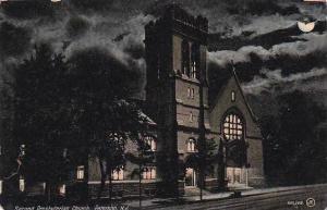 New Jersey Paterson Second Preesbyerian Church