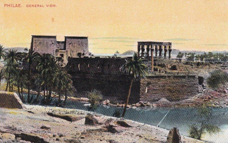 EGYPT , 00-10s ; Philae V-2