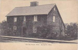 Exterior, Old Day House, West, Springfield, Massachusetts, 00-10s