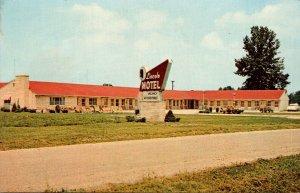 Illinois Marshall The Lincoln Motel