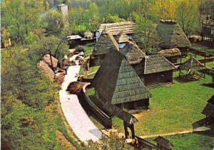 Romania Berbesti Maramures Muzeul Satului Museum Village