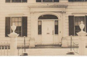 RP; PORTSMOUTH , N.H. , 1910-20s ; Dalton House, Doorway