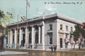 New Jersey Atlantic City U S Post Office 1911