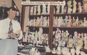 Leonce Roos Antique Shop, OPELOUSAS , Louisiana , 30-40s