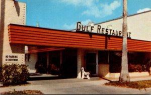 Florida Venice The Gulf Restaurant