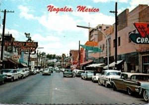 Mexico Nogales Avenida Obregon