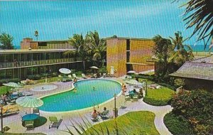 Florida Vero Beach Holiday Inn Oceanside Swimming Pool