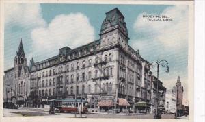 Ohio Toledo The Boody Hotel 1919