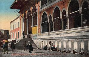 Turkey Constantinople Fontaine des ablution Postcard