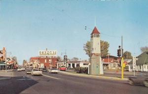 Commercial Centre , CAP-DE-LA-MADELEINE , Quebec , Canada , 50-60s