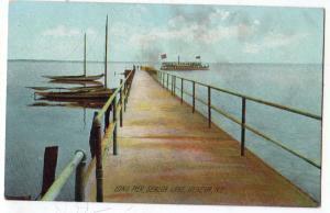 Long Pier, Seneca Lake, Geneva NY