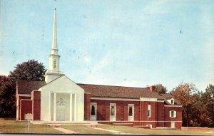 West Virginia Fairmount First Baptist Church 1965
