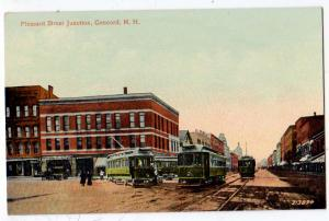 Pleasant St Junction, Concord NH