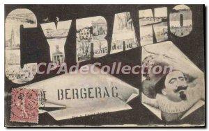 Postcard Old Bergerac