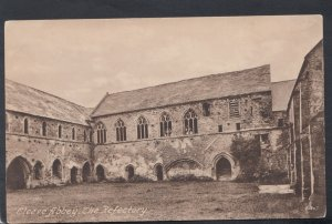 Somerset Postcard - Cleeve Abbey, The Refectory   DC2518
