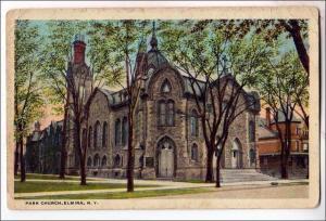 Park Church, Elmira NY