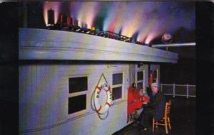 Sternwheel Steamer Delta Queen 1963