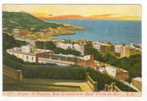 Alger-St Eugene, Bab-el-Oued et le Bould Front-de-Mer. Algeria, 00-10s