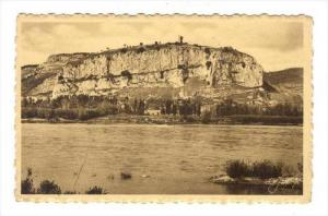 Neighbourhood Of Valence, The Leaning Tower Of Soyons & The Rhode River, Vale...
