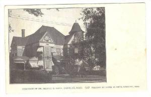 Residence of Mr.George E.Keith,Campello,Massachusetts,00-10s