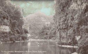 Te-Ali-Upoko , Wanganui River ,  New Zealand , 00-10s