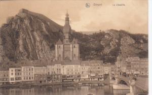 La Citadelle, DINANT, Namur, Belgium, PU-1907
