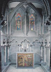 The Nidaros Cathedral, The East Chapel, Nidarosdomen, Norway, 1960-1970s