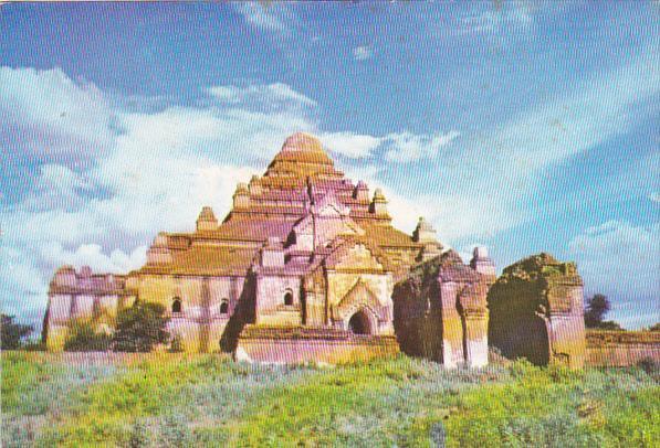 Mayanmar Burma Dhammayangyi Temple Pagan