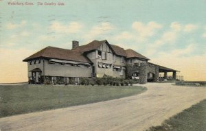 WATERBURY, Connecticut, PU-1911; The Country Club