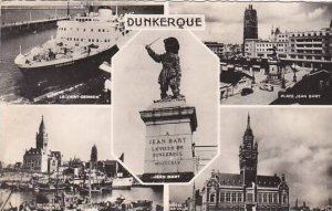 France Dunkerque Multi View 1955 Photo