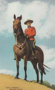 Royal Canadian Mounted Police Officer, Canada, 50-60s # 2