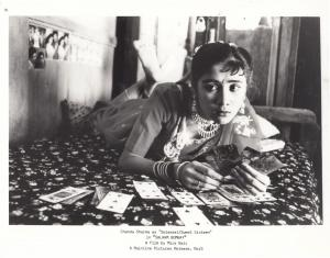 Chanda Sharma in Salaam Bombay Bollywood Movie Film Large Rare Press Photo