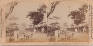 SV: Philippines Islands , 1899 ; Magellan Promenade & Monument , Manila