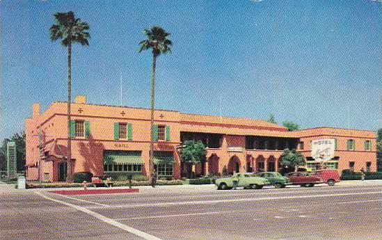 Arizona Mesa Maricopa Inn 1958