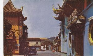 Chinatown , LOS ANGELES , California , 50-60s
