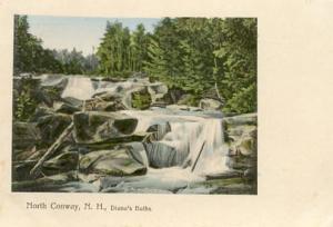 NH - North Conway,  Diana's Bath
