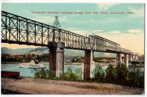 Southern Railroad Bridge, Cincinnati OH