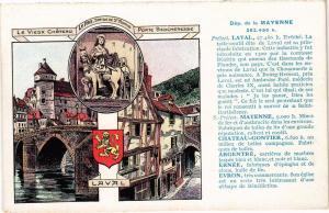 CPA Le vieux chateau .- Porte beucheresse  (191110)