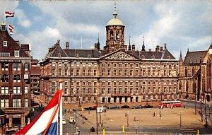Royal Palace, Dam Amsterdam Holland Unused