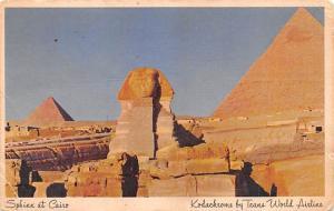 Cairo Egypt, Egypte, Africa Phinx Cairo Phinx
