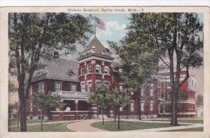 Michigan Battle Creek Nichols Hospital