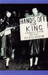 Nostalgia Postcard Edward VIII The Abdication Crisis 1936 #N8