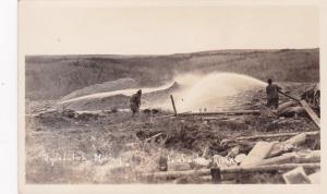 RP: Hydralic Gold Mining , FAIRBANKS , Alaska , 1910-20s