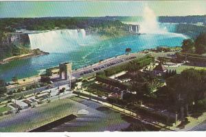 Canada Ontario Niagara Falls From Sheraton Brock Hotel