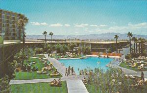 Swimming Pool At The Stardust Hotel Las Vegas Nevada