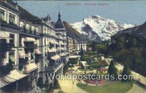 Hoheweg Jungfrua Interlaken Swizerland Unused