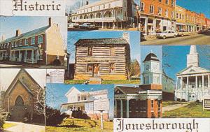 Multi View Jonesborough Oldest Town In Tennessee
