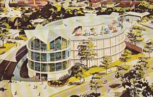 Pavilion Of American Interiors Peace Through Understanding New York Worlds Fa...