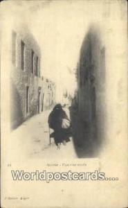 Sousse Swizerland, Schweiz, Svizzera, Suisse Une rue arabe Sousse Une rue arabe